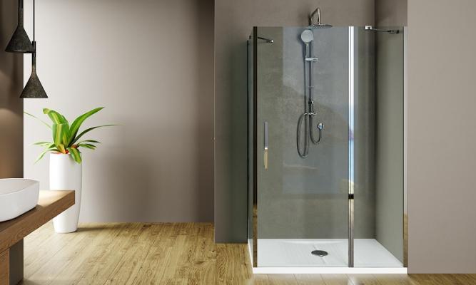 Trasforma vasca in doccia con la doccia modello Bahamas