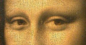 Craquelure della Monna Lisa