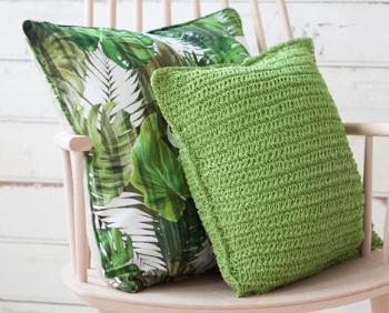 Cuscini zara verdi outdoor