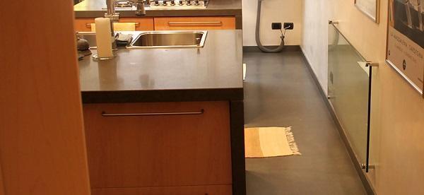 Il vetro in cucina: Asola Vetro, Thermoglance