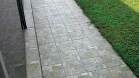 Pavimenti per esterno antigelo