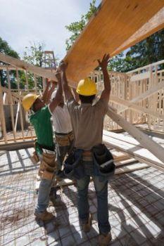 Costruzione in legno strutturale
