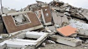 Smaltimento macerie edili