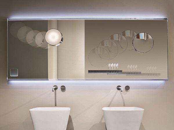 Come arredare il nuovo bagno: Makro, Ego