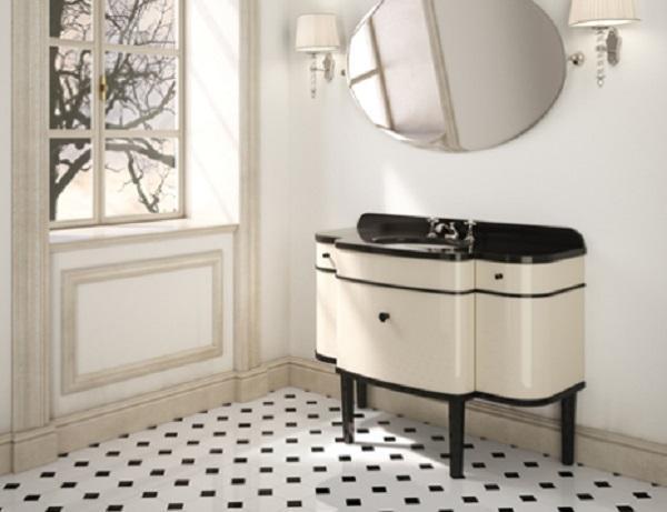 Come arredare il nuovo bagno: Devon&Devon, Music