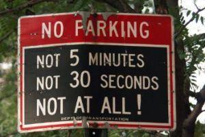 Penuria di parcheggi