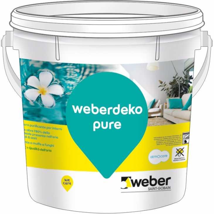 Weberdeko pure
