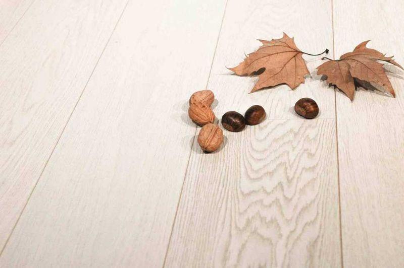 Pavimenti parquet: rovere sbiancato di Armony Floor