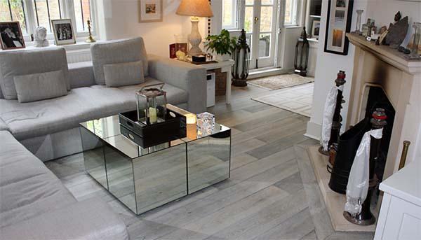Parquet rovere grigio anticato Armony Floor