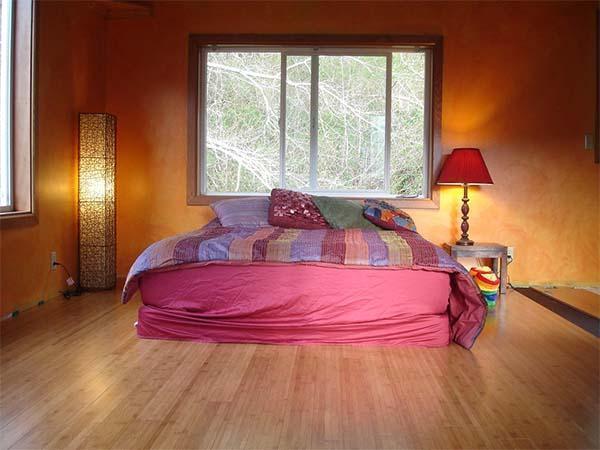 Parquet bamboo orizzontale carbonizzato Armony Floor