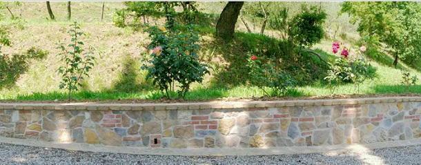 rivestimento in pietra ricostruita di Tecnopietra