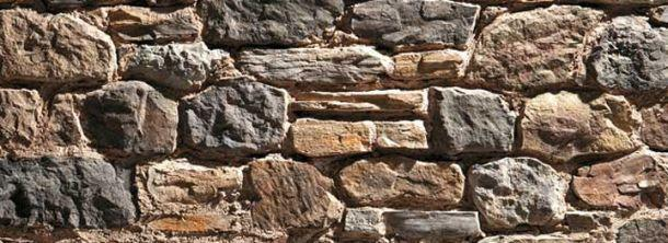 muro in geopietra di Geopietra