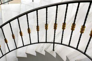 Ringhiere e parapetti per scale