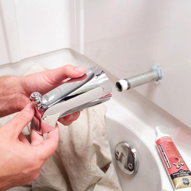 sistemare rubinetto di casa