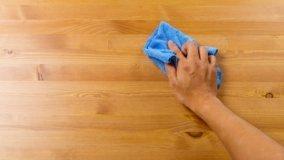Ripristinare le finiture dei mobili