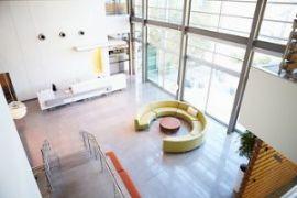 Cucine moderne a scomparsa: open space moderno