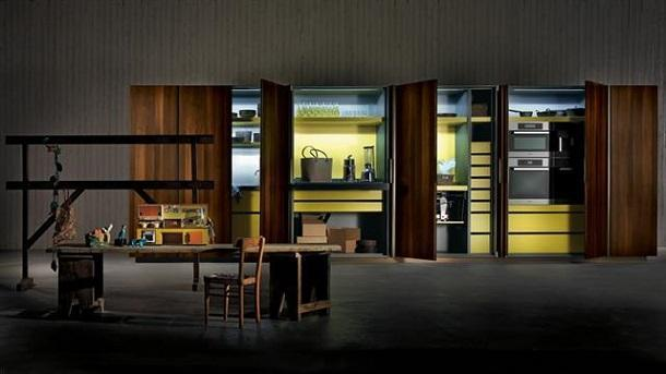Cucine Moderne A Scomparsa: Rossana, TU23