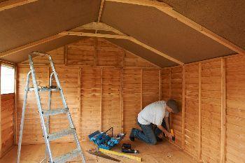 Lavori in casa senza permessi for Case legno senza permesso