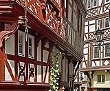 Fachwerkhaus, o case a graticcio tedesche.