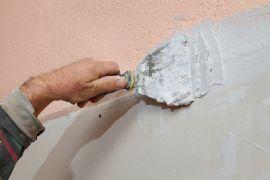 Tecnica per stendere il marmorino veneziano