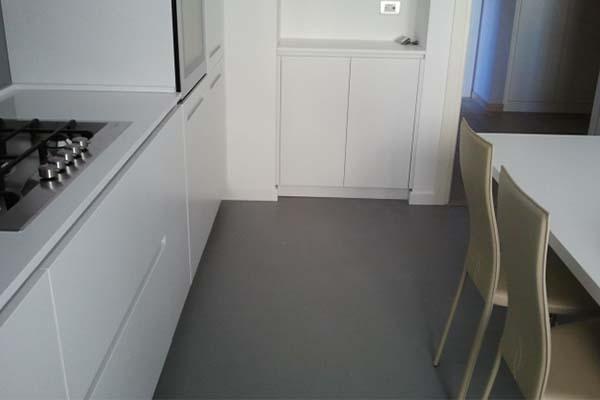 Foto micro cemento rivestimenti per pavimenti in resina - Rivestimenti in resina per cucina ...