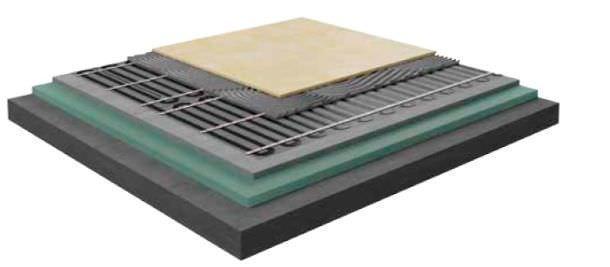 Riscaldamento elettrico sottopavimento for Riscaldamento elettrico