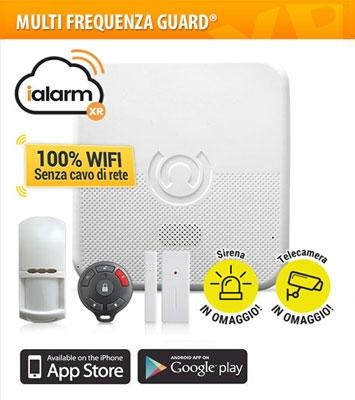 Centralina ialarm wireless di Antifurto365