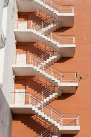 Forma delle scale for Scale prefabbricate per esterni