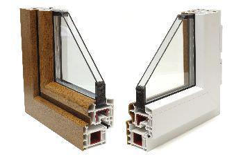 serramenti con doppi vetri