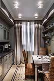 cucina appartamento con mobili Minacciolo