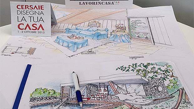 Disegna la tua casa al cersaie for Disegna la mia casa