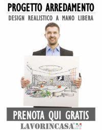 Cersaie disegna la tua casa: progetto a mano libera