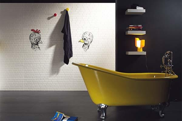 Imola Tiles full of Life, collezione Mash Up