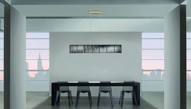 Plafoniere Per Case Di Montagna : Tipologie di lampade