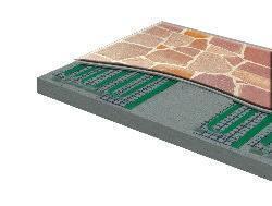 rete riscaldante per esterni ( di Thermal Technology)
