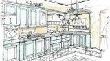 Cucina acquamarina