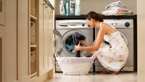 Angolo Lavanderia Stireria : Progettare un locale lavanderia