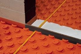 giunti strutturale per pavimenti ( di Schlüter®)