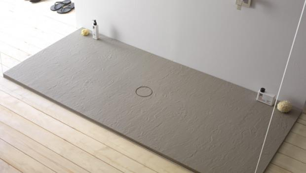 Piatti doccia in materiali innovativi - Doccia a pavimento costi ...