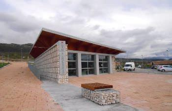 INER.TE.CO: Gabbioni per l'Architettura