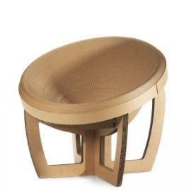 mobili in cartone  di Corvasce design