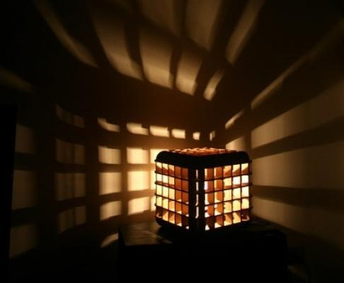 Home staging lampada di Tullini