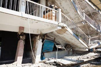 Danno strutturale da sisma