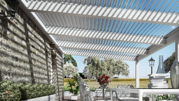 Coperture terrazzi confronta prezzi simple gazebo da giardino x best