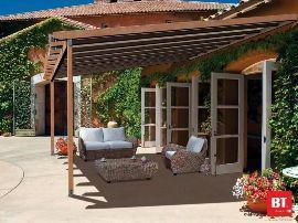 pergola bioclimatica di BT Group