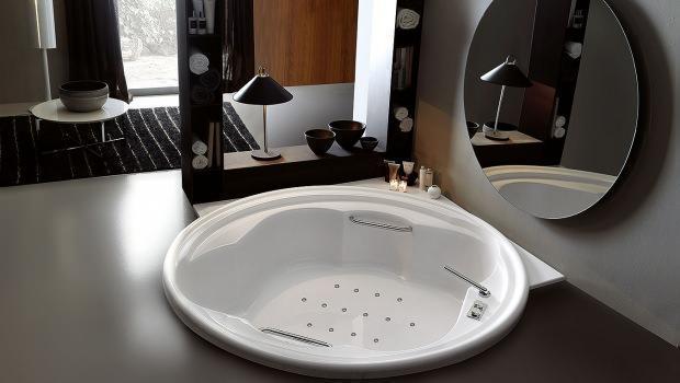 Vasca Da Bagno Di Grandi Dimensioni : Vasche da bagno extra large
