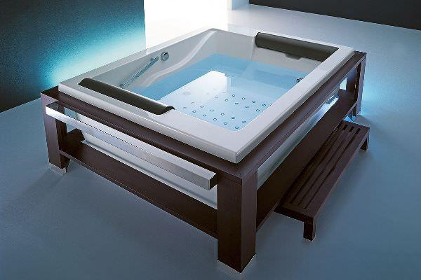 Vasca Da Bagno Quadrata Dimensioni : Vasca da bagno grandi dimensioni prezzi: piatto doccia per disabili