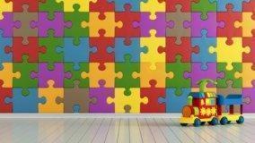 Rivestimenti e colori per i bambini