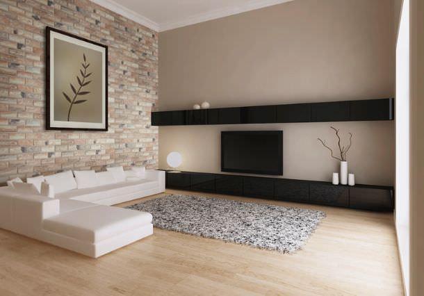 Mattoni flessibili for Rivestimento pareti interne in polistirolo