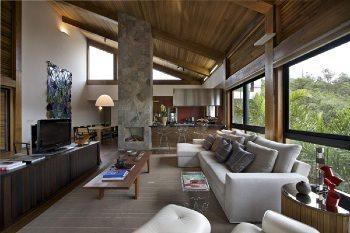 Nuove tendenze dell 39 arredamento secondo gli esperti americani - Casa americana in legno ...